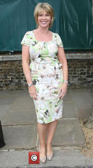 Ruth Langsford - Celebrities leaving the Chelsea Flower Show - London, United Kingdom - Monday 20th May 2013