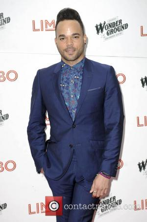 Nate James - Opening Night party for LIMBO, this year's headlining show at the London Wonderground Festival - Arrivals -...
