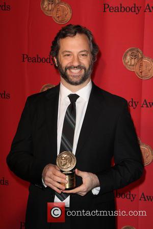 Judd Apatow Accepts Peabody Award For Girls