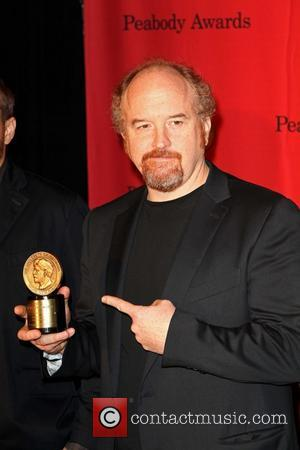 Louis C.K. - 72nd Annual Peabody Awards hosted by Scott Pelley at Waldorf-Astoria - New York City, NY, United States...