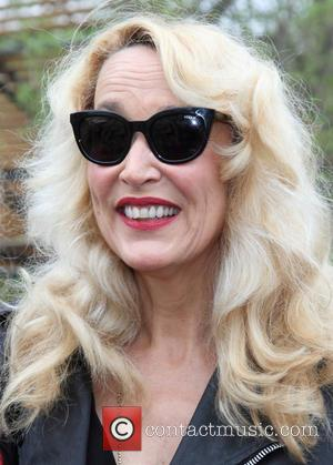 Jerry Hall - RHS Chelsea Flower Show 2013 - VIP and press preview day - London, United Kingdom - Monday...