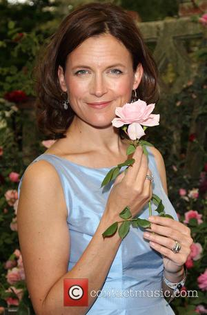 Katie Derham - RHS Chelsea Flower Show 2013 - VIP and press preview day - London, United Kingdom - Monday...