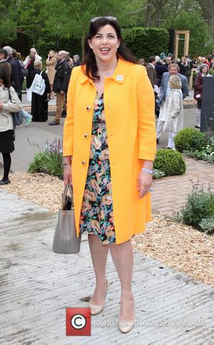 Kirstie Allsopp - RHS Chelsea Flower Show 2013 - VIP and press preview day - London, United Kingdom - Monday...
