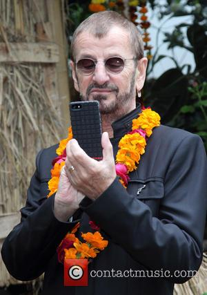 Ringo Starr Launches Career Exhibit In Los Angeles