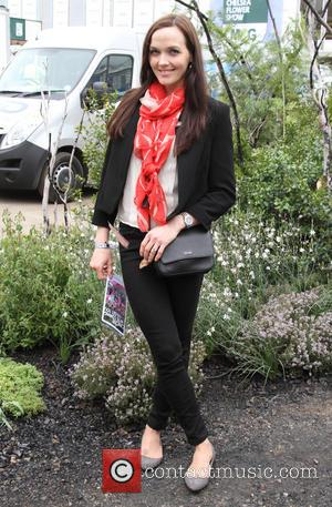 Victoria Pendleton - RHS Chelsea Flower Show 2013 - VIP and press preview day - London, United Kingdom - Monday...