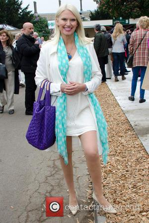 Anneka Rice - RHS Chelsea Flower Show 2013 - VIP and press preview day - London, United Kingdom - Monday...