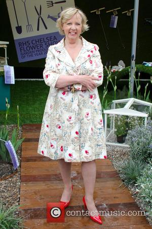 Deborah Meaden - RHS Chelsea Flower Show 2013 - VIP and press preview day - London, United Kingdom - Monday...