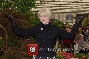 Helen Mirren Supports Band At London Gay Rights Festival
