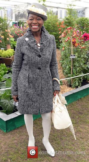 Floella Benjamin - RHS Chelsea Flower Show 2013 - VIP and press preview day - London, United Kingdom - Monday...