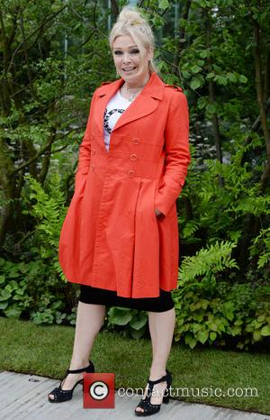 Kim Wilde - RHS Chelsea Flower Show 2013 - VIP and press preview day - London, United Kingdom - Monday...
