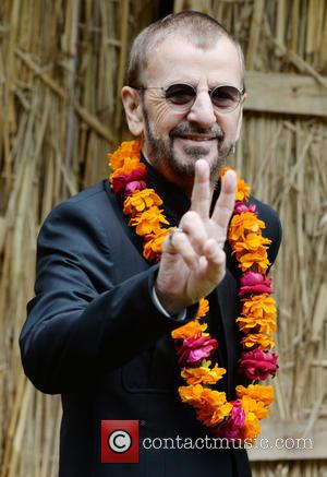 Ringo Starr - RHS Chelsea Flower Show 2013