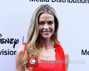 Denise Richards - Disney Media Networks International Upfronts held at The Walt Disney Studios Lot - Arrivals - Burbank, California,...