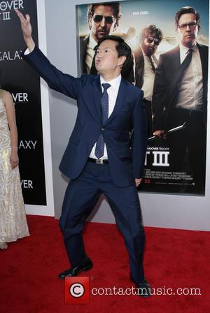 Ken Jeong - Los Angeles premiere 'The Hangover Part III' held at the Westwood Village Theatre - Los Angeles, CA,...