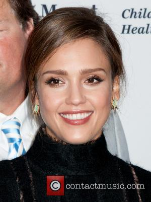 Jessica Alba Honoured For Children's Work