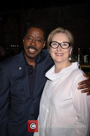 Courtney Vance and Meryl Streep