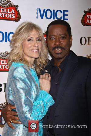 Judith Light and Courtney Vance