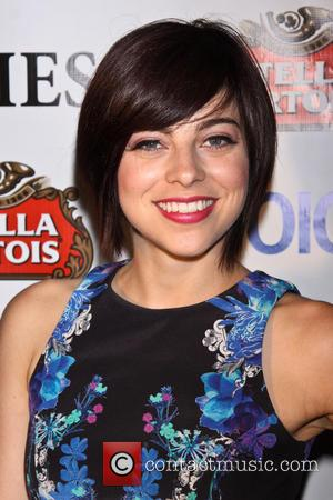 Krysta Rodriguez - 58th Annual Village Voice Obie Awards - New York City, New York, United States - Monday 20th...