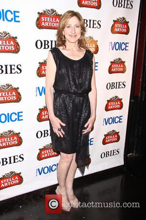 Edie Falco - 58th Annual Village Voice Obie Awards - New York City, New York, United States - Monday 20th...