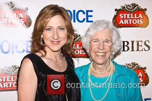 Edie Falco and Frances Sternhagen