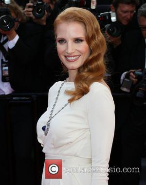 Jessica Chastain Dazzles Cannes With Elizabeth Taylor's Jewels