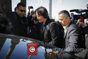 Keanu Reeves - Celebrities out and about during the 66th Cannes Film Festival - Day 7 - Cannes, France -...