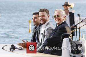 Justin Timberlake and T-bone Burnett