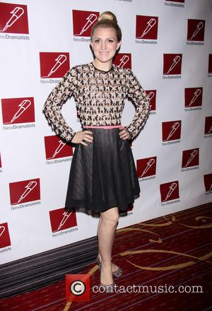 Annaleigh Ashford - New Dramatists Spring Luncheon held at the Marriott Marquis Hotel - New York, NY, United States -...