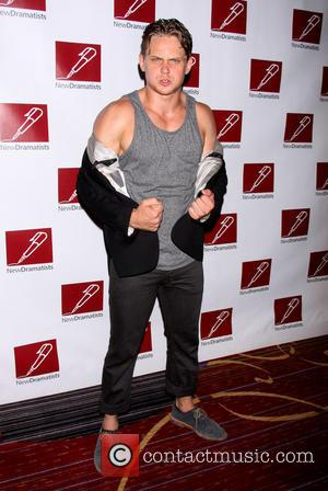 Billy Magnussen - New Dramatists Spring Luncheon held at the Marriott Marquis Hotel - New York, NY, United States -...