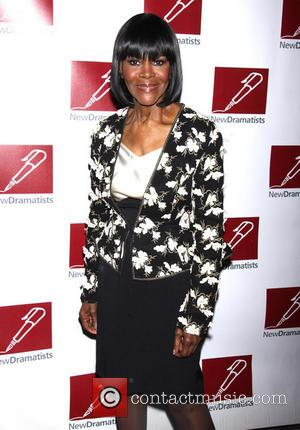 Cicely Tyson - New Dramatists Spring Luncheon held at the Marriott Marquis Hotel - New York, NY, United States -...