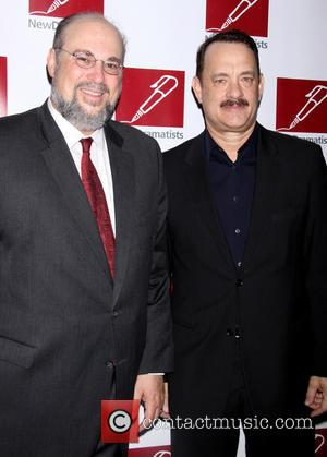 Seth Gelblum and Tom Hanks