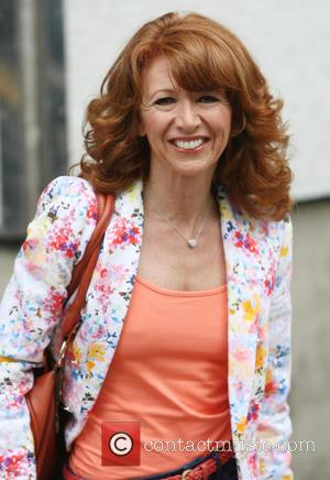 Bonnie Langford - Celebrities outside the ITV Studios - London, United Kingdom - Tuesday 21st May 2013