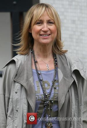 Carol Mcgiffin - Celebrities outside the ITV Studios - London, United Kingdom - Tuesday 21st May 2013