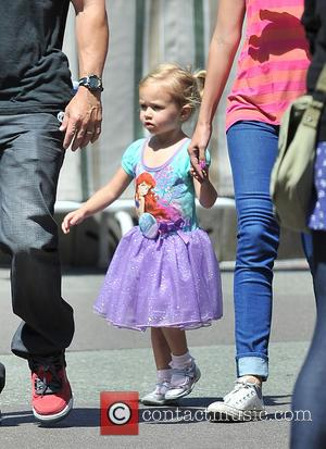 Mark Wahlberg and Grace Margaret Wahlberg