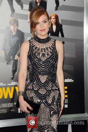 Isla Fisher - New York Premiere of 'Now You See me' - Arrivals - New York City, NY, United States...