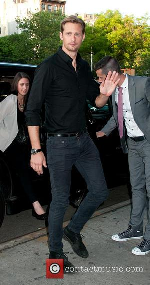 Alexander Skarsgard - Screening of