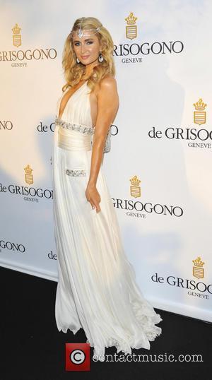 Paris Hilton, De Grisogono Event
