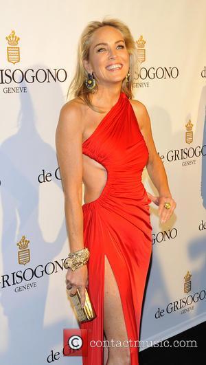 Sharon Stone, De Grisogono Event