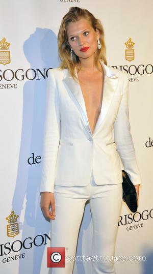 Toni Garrn - 66th Cannes Film Festival - de Grisogono Party - Arrivals - Antibes, France - Tuesday 21st May...