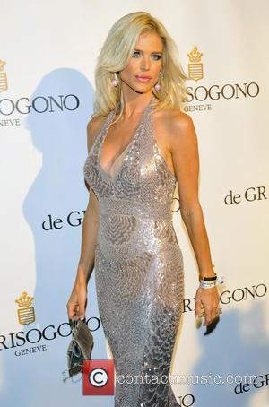 Victoria Silvstedt - 66th Cannes Film Festival - de Grisogono Party - Arrivals - Antibes, France - Tuesday 21st May...