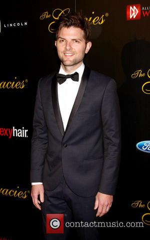 Adam Scott - The 2013 Gracies Gala held at Beverly Hilton Hotel- Arrivals - Beverly Hills, CA, United States -...