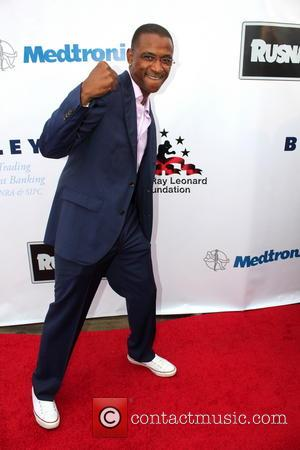 Tommy Davidson - The Sugar Ray Leonard Foundation 4th Annual 'Big Fights, Big Cause' Charity Event - Los Angeles, CA,...
