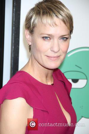 Robin Wright -  **File Photo * AMERICAN HUSTLE AND 12 YEARS A SLAVE LEAD 2014 GOLDEN GLOBES NOMINATIONS AMERICAN HUSTLE and 12...
