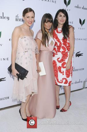 Katherine Power, Lea Michele and Estee Stanley