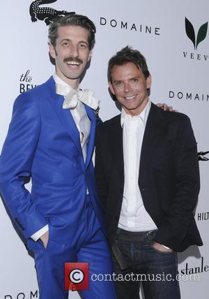 Aqua and Mat Sanders