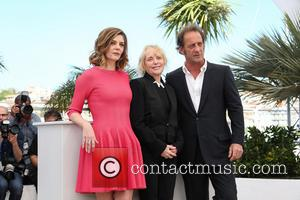Chiara Mastroianni, Vincent Lindon and Claire Denis