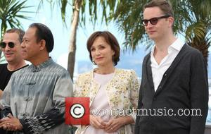 Vithaya Pansringarm, Kristin Scott Thomas and Nicolas Winding Refn