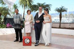 Vithaya Pansringarm, Kristin Scott Thomas, Nicolas Winding Refn and Rhatha Phongam