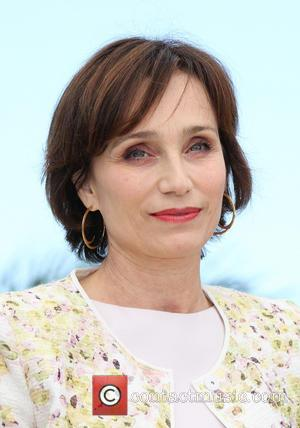 Kristin Scott Thomas - 66th Cannes Film Festival - 'Only God forgives' - photocall - Cannes, France - Wednesday 22nd...