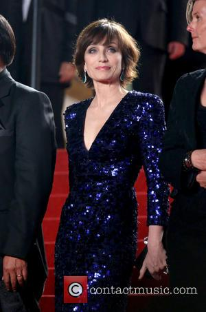 Kristin Scott Thomas - 66th Cannes Film Festival - Only God Forgives - premiere - Cannes, France - Wednesday 22nd...