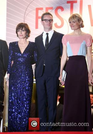 Kristin Scott Thomas, Liv Corfixen and Nicolas Winding Refn